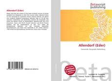 Portada del libro de Allendorf (Eder)