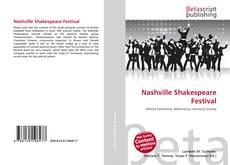 Capa do livro de Nashville Shakespeare Festival