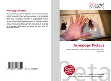 Bookcover of Acmaeops Proteus