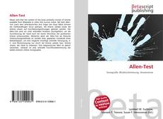 Bookcover of Allen-Test