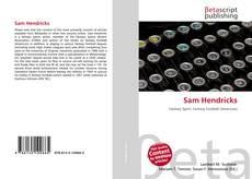 Bookcover of Sam Hendricks
