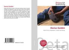 Bookcover of Darius Gaiden