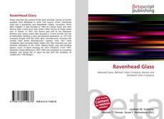 Couverture de Ravenhead Glass