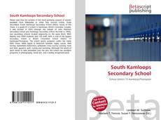 South Kamloops Secondary School的封面