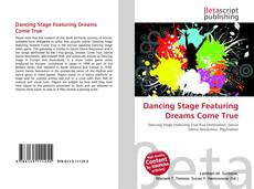 Portada del libro de Dancing Stage Featuring Dreams Come True