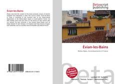 Bookcover of Évian-les-Bains