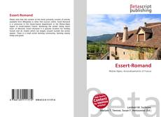 Обложка Essert-Romand