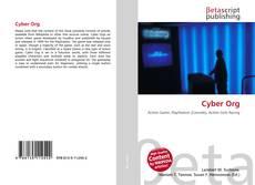 Cyber Org的封面