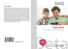 Buchcover von Crisis Zone