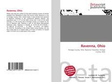 Ravenna, Ohio kitap kapağı