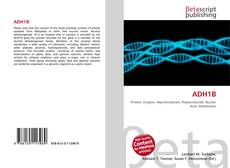 Bookcover of ADH1B
