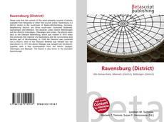 Ravensburg (District) kitap kapağı