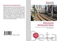 Capa do livro de Bahnstrecke Portsmouth–Dover