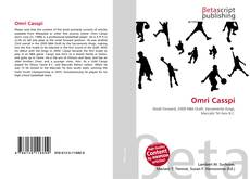 Bookcover of Omri Casspi