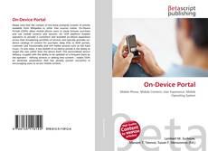 Обложка On-Device Portal