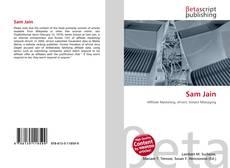 Bookcover of Sam Jain