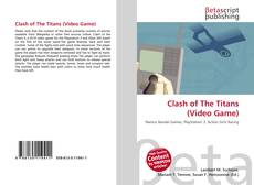 Bookcover of Clash of The Titans (Video Game)
