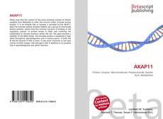 Bookcover of AKAP11