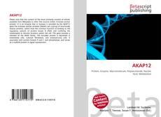 Bookcover of AKAP12