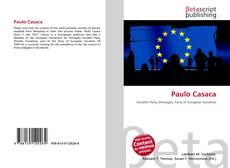 Bookcover of Paulo Casaca