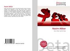 Nasim Akbar kitap kapağı