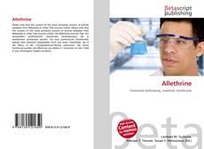 Bookcover of Allethrine
