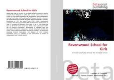 Capa do livro de Ravenswood School for Girls