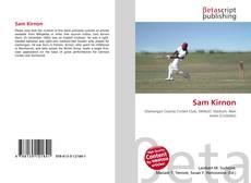 Capa do livro de Sam Kirnon