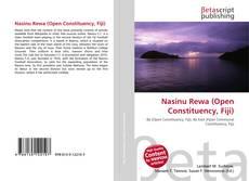 Обложка Nasinu Rewa (Open Constituency, Fiji)