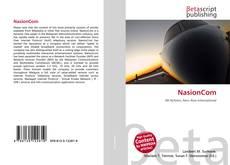 Buchcover von NasionCom