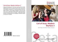 Bookcover of Call of Duty: Modern Warfare 3