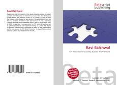Capa do livro de Ravi Baichwal