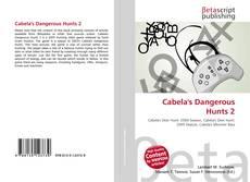 Capa do livro de Cabela's Dangerous Hunts 2