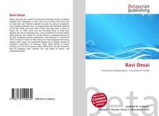 Capa do livro de Ravi Desai