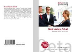Capa do livro de Nasir Aslam Zahid