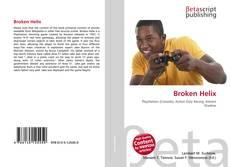 Bookcover of Broken Helix