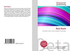 Bookcover of Ravi Kant