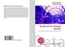 Bookcover of Breath of Fire: Dragon Quarter