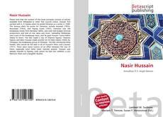 Bookcover of Nasir Hussain