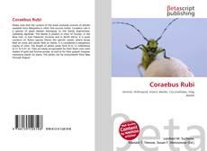 Bookcover of Coraebus Rubi
