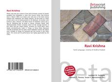Bookcover of Ravi Krishna