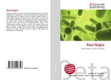 Capa do livro de Ravi Nagra