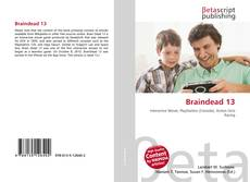 Bookcover of Braindead 13