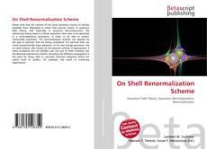 Portada del libro de On Shell Renormalization Scheme