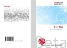 Bookcover of Ravi Teja