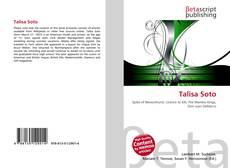 Portada del libro de Talisa Soto