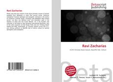 Bookcover of Ravi Zacharias