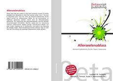 Bookcover of Allerseelenablass