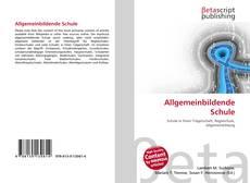 Bookcover of Allgemeinbildende Schule