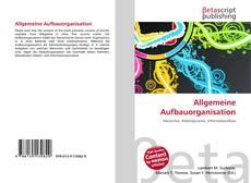 Allgemeine Aufbauorganisation kitap kapağı